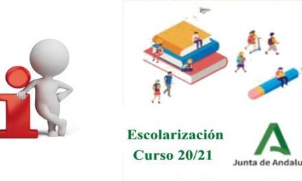 PUBLICACIÓN LISTADO DE SOLICITANTES Y BAREMO PARA ESO Y BACHILLERATO CURSO 20/21