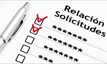 RELACIÓN PROVISIONAL DE SOLICITANTES PARA 1º DE CICLOS FORMATIVOS EN OFERTA COMPLETA