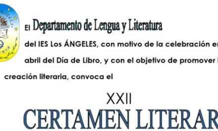 XXII CERTAMEN LITERARIO